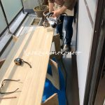 DIYでウォークインクローゼットの壁面収納作り!棚完成!